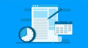 Content Marketing Tipps Zeit sparen
