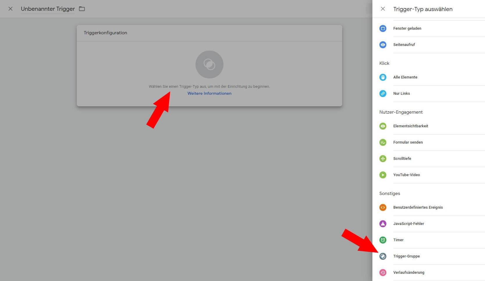 Google Tag Manager einrichten Schritt 7