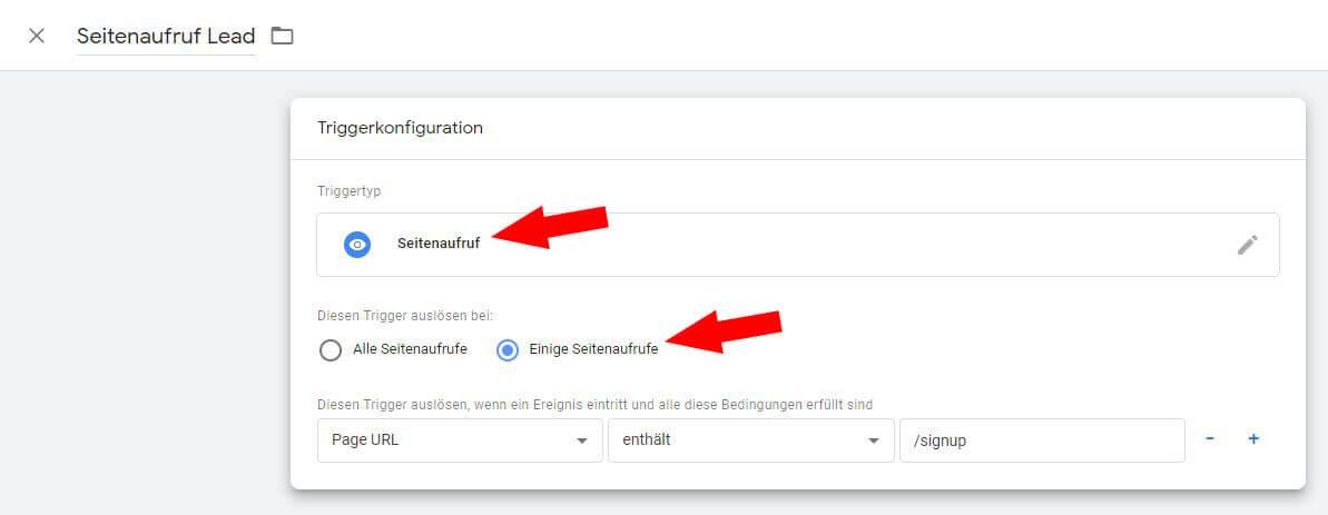 Google Tag Manager einrichten Schritt 8.2