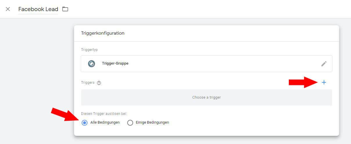 Google Tag Manager einrichten Schritt 8