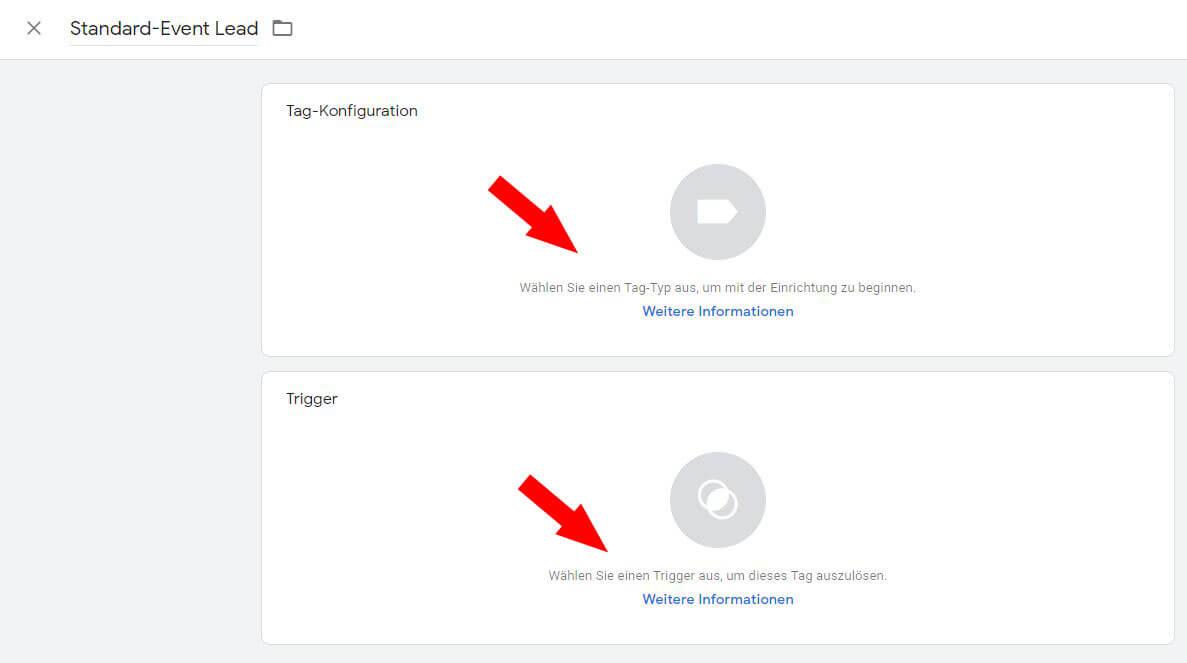 Google Tag Manager einrichten Schritt 9