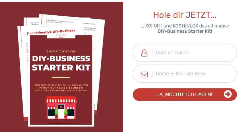 Lead Magnet Idee 3 Starter Kit 2