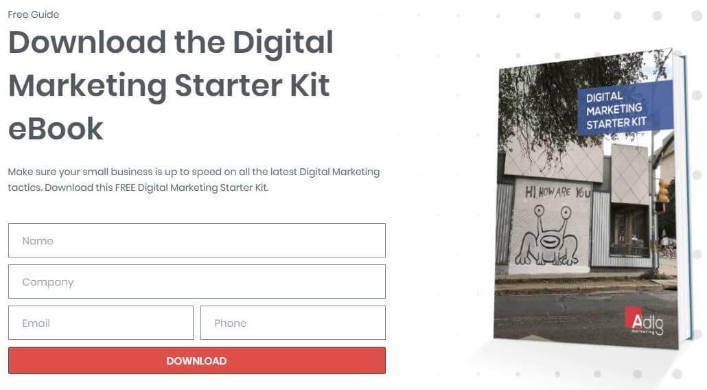 Lead Magnet Idee 3 Starter Kit 3