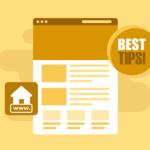 5 geniale Tipps, um die perfekte Homepage erstellen zu können